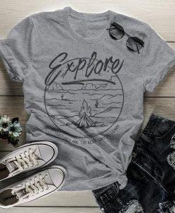 Women's Explore T Shirt FD24J0