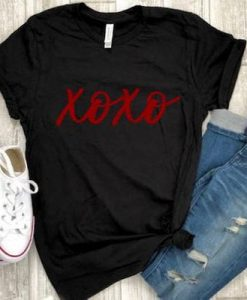 Xoxo Love Valentines T-Shirt ND11J0
