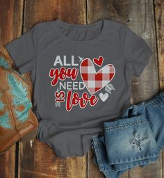 You Need is Love Shirt FD29J0