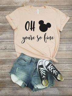 Youre So Fine Tshirt EL30J0