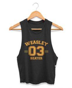 weasley jersey Tanktop Fd20J0