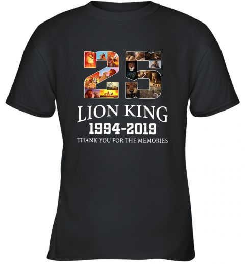 25 Years T-Shirt ND10F0