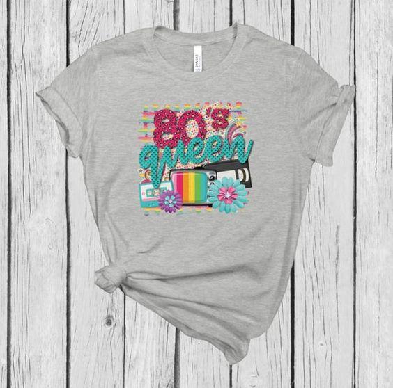 80's Queen T-shirt FD27F0