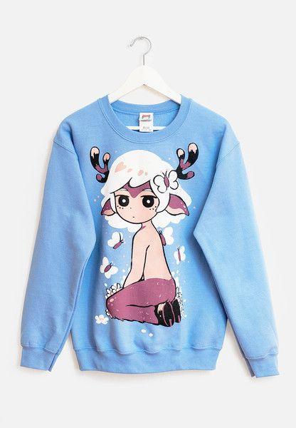 Anime Sweatshirt EL5F0