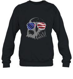 Bald Eagle Sweatshirt EL6F0