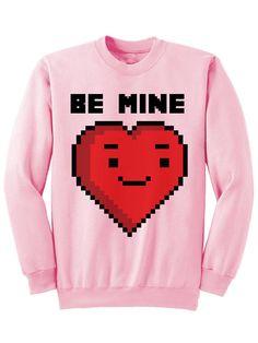 Be Mine Sweatshirt EL6F0