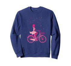 Bicycle Heart Sweatshirt EL6F0