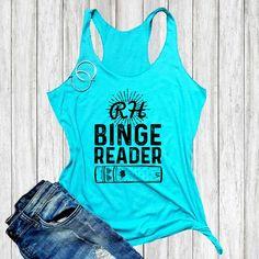 Binge Reader Tanktop EL4F0