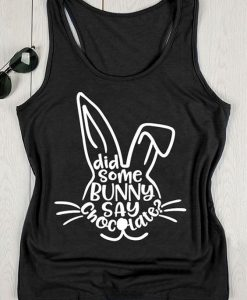Bunny Say Chocolate Tanktop FD10F0