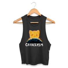 Calaclysm World Tanktop EL4f0