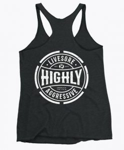 Highly Aggressive Retro Tanktop FD10F0