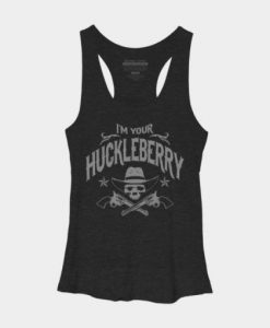 Im Your Huckleberry Tanktop FD10F0
