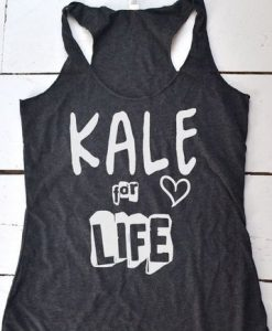 Kale For Life Tanktop FD10F0
