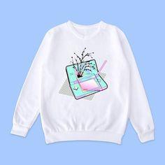 Kokopie Vaporwave Sweatshirt EL5F0