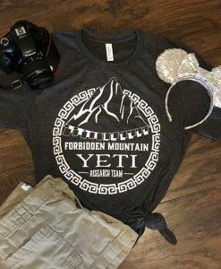 Yeti Research Team Tee Shirt FD3F0