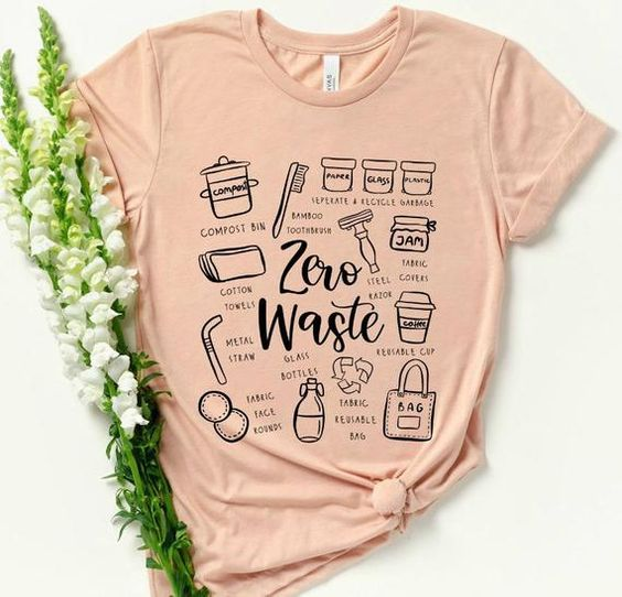 Zero Waste T-Shirt FD27F0