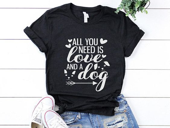 all you need T-Shirt DL07F0