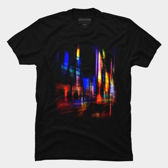 city at night T-Shirt FD4F0
