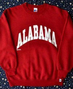 Alabama Sweatshirt DF24M0