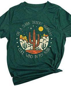 Arizona Cactus Shirt ZR13M0