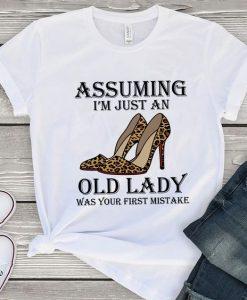 Assuming T Shirt RL10M0