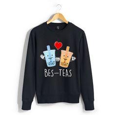 Bes Teas Sweatshirt LE19M0