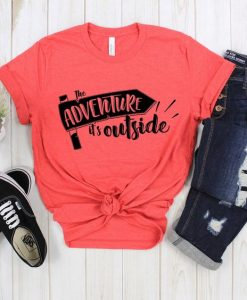 Adventure Outside T Shirt AN13A0