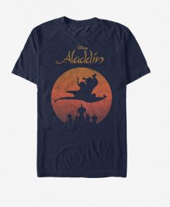 Aladin Flying High T-Shirt ND22A0