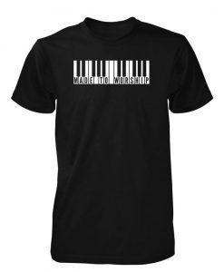 Worship Piano T-Shirt ND9A0