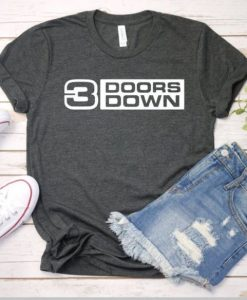 3 Doors Down T Shirt SP15JN0
