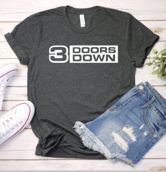 3 Doors Down T Shirt SP15JN0