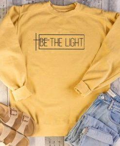 Be the light sweatshirt AL24JN0