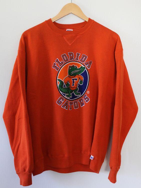 Florida gator sweatshirt AL24JN0