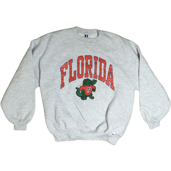 Florida sweatshirt AL24JN0