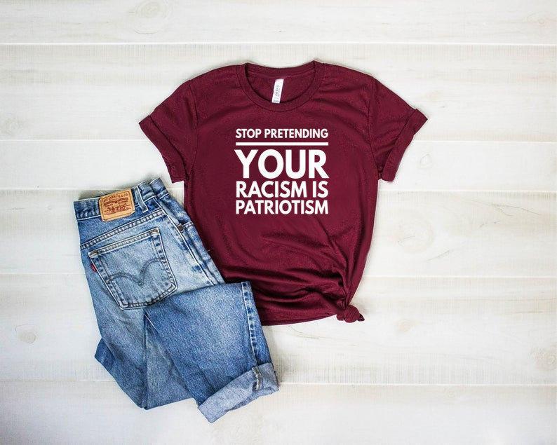 Anti Trump Shirt FD15JL0
