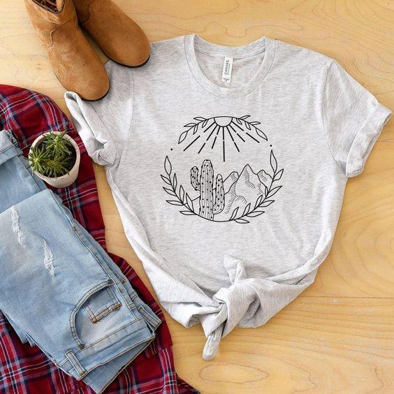 Desert T Shirt AL16JL0