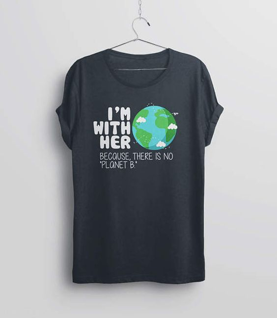 I'm with her T Shirt AL16JL0