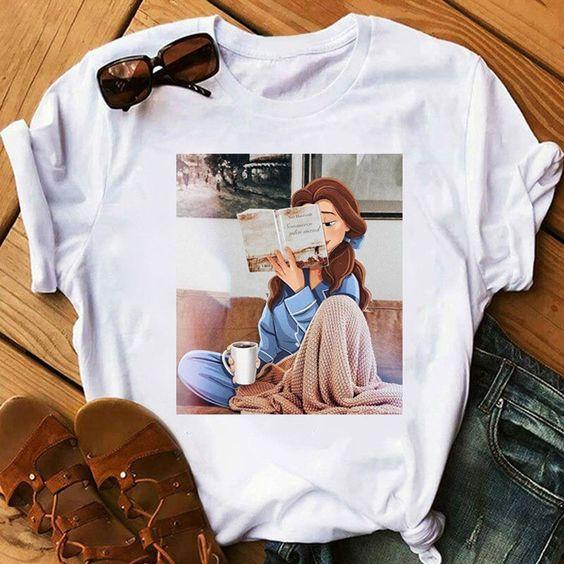 Reading T Shirt AL16JL0