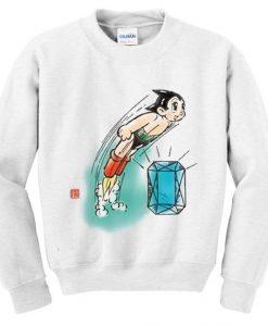 Astro Boy Diamond Sweatshirt AL12AG0