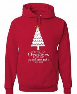 Christmas Hoodie AL29AG0