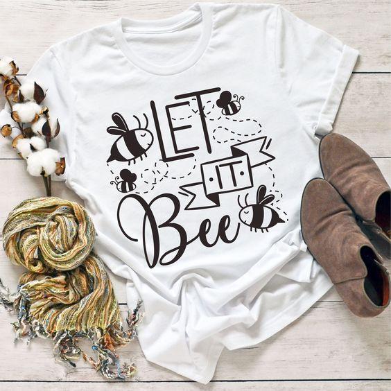 Let it bee T Shirt AL4AG0