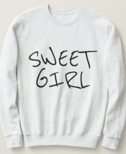 Sweet Girl Sweatshirt AL12AG0