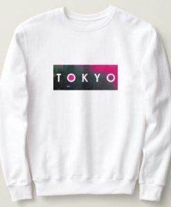 Tokyo Cool Sweatshirt AL12AG0