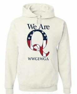 We Are Q Hoodie AL29AG0