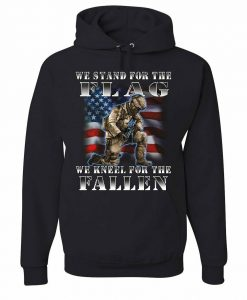 We Stand for the Flag Hoodie AL29AG0