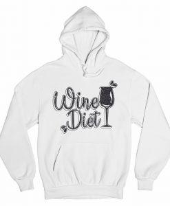 Wine Diet Hoodie AL29AG0