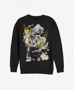 X-Men Power Of Storm Sweatshirt AL12AG0