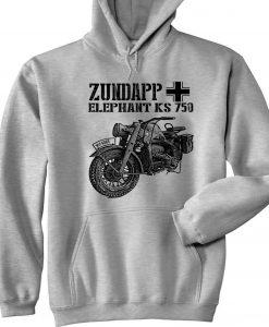 Zundapp Elephant Hoodie AL29AG0