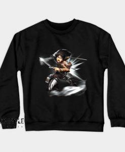 Attack on Titan Vintage Sweatshirt FD30N0