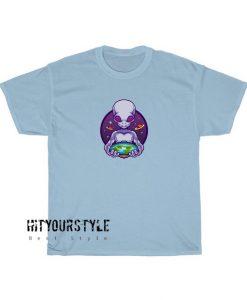 Alien Have Flat Tshirt SR22D0